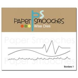 Paper Smooches Dies Borders 1