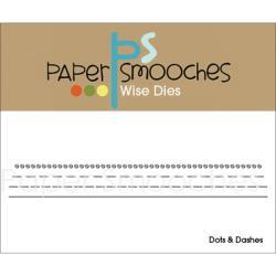 Paper Smooches Dies Dots & Dashes