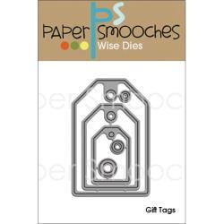 Paper Smooches Dies Gift Tags