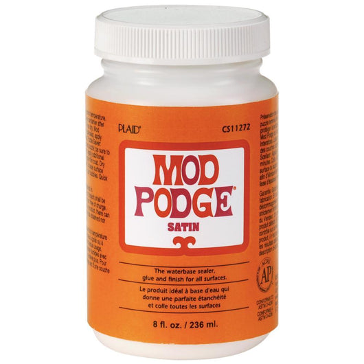 Mod Podge Satin Finish 8oz
