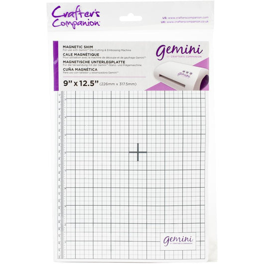 Crafter's Companion Gemini Magnetic Shim 9