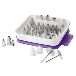 Wilton Master Decorating Tip Set, 55-Piece decorating tips - aplusstorenz