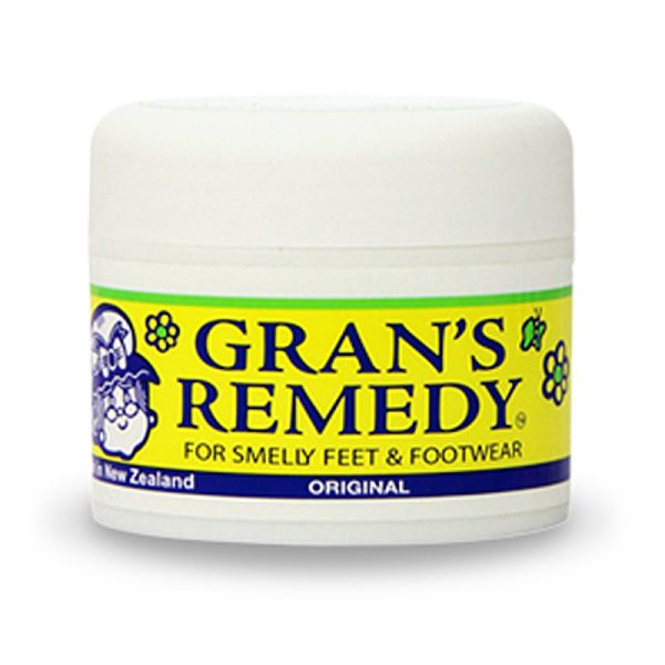 Gran's Remedy Foot Powder Original 50g - aplusstorenz