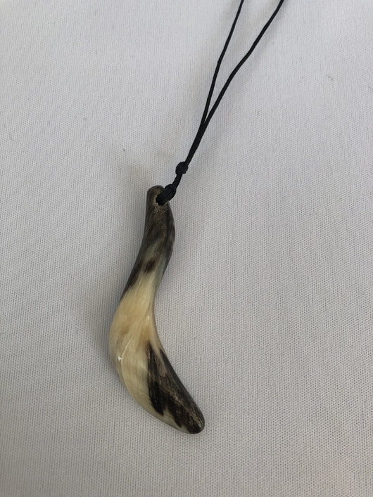 New Zealand Made Pendant on Wax Cord - aplusstorenz