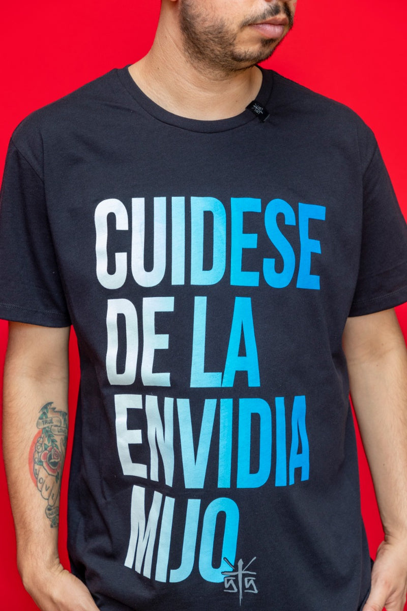 "PLAYERA ""DEGRADED CUIDESE"""