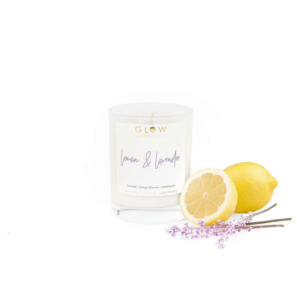 Lemon & Lavender - $7 SALE