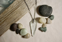 Load image into Gallery viewer, Beach Glass Necklace - Classic Clean