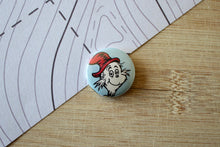 Load image into Gallery viewer, Button - Dr. Suess