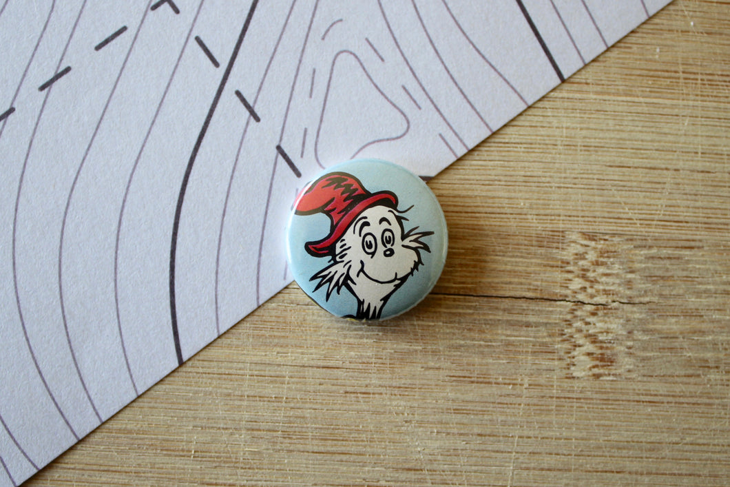 Button - Dr. Suess