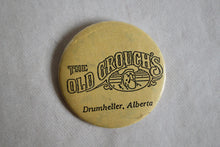 Load image into Gallery viewer, Retro Button - The Old Grouch's