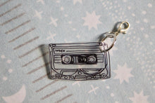 Load image into Gallery viewer, Cassette Charm