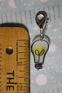 Lightbulb Charm