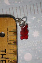 Load image into Gallery viewer, Red Gummy Bear Charm