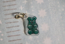 Load image into Gallery viewer, Green Gummy Bear Charm