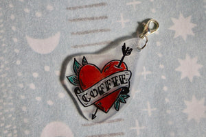 Coffee Love Charm