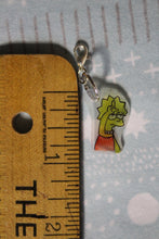 Load image into Gallery viewer, L7 Lisa Simpson Charm