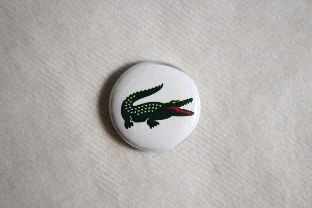 Button - Alligator