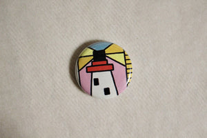 Button - Lighthouse