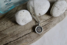 Load image into Gallery viewer, Typewriter Key Necklace G