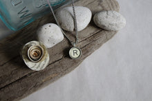 Load image into Gallery viewer, Typewriter Key Necklace R