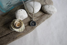 Load image into Gallery viewer, Typewriter Key Necklace V