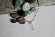 Load image into Gallery viewer, Beach Glass Necklace - Tiny Dancer
