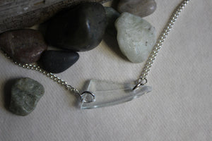 Beach Glass Necklace - Slice of Life