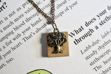 Load image into Gallery viewer, Scrabble Tile Necklace - S
