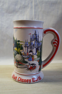 Walt Disney World Ceramic Stein