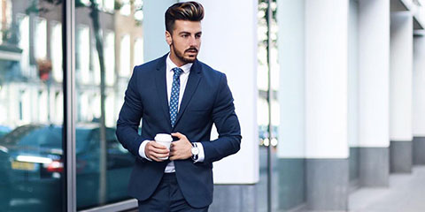 A Man's Guide to Slim Fit Dress Shirts in 2020