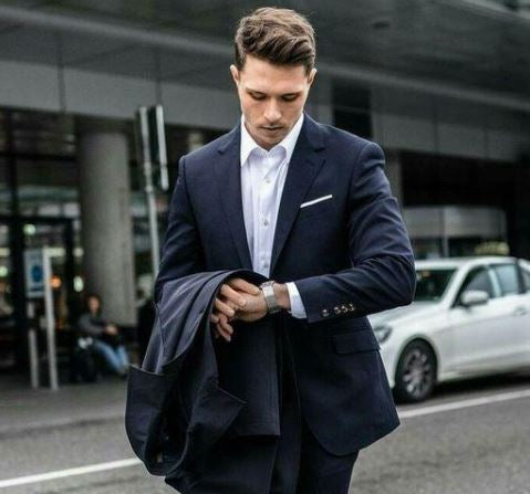 What to Look for In A Slim Fit Dress Shirt