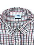 Arezzo | Limited Edition Slim Fit Check Dress Shirt with contrast logo - Li Brizzi Shirt