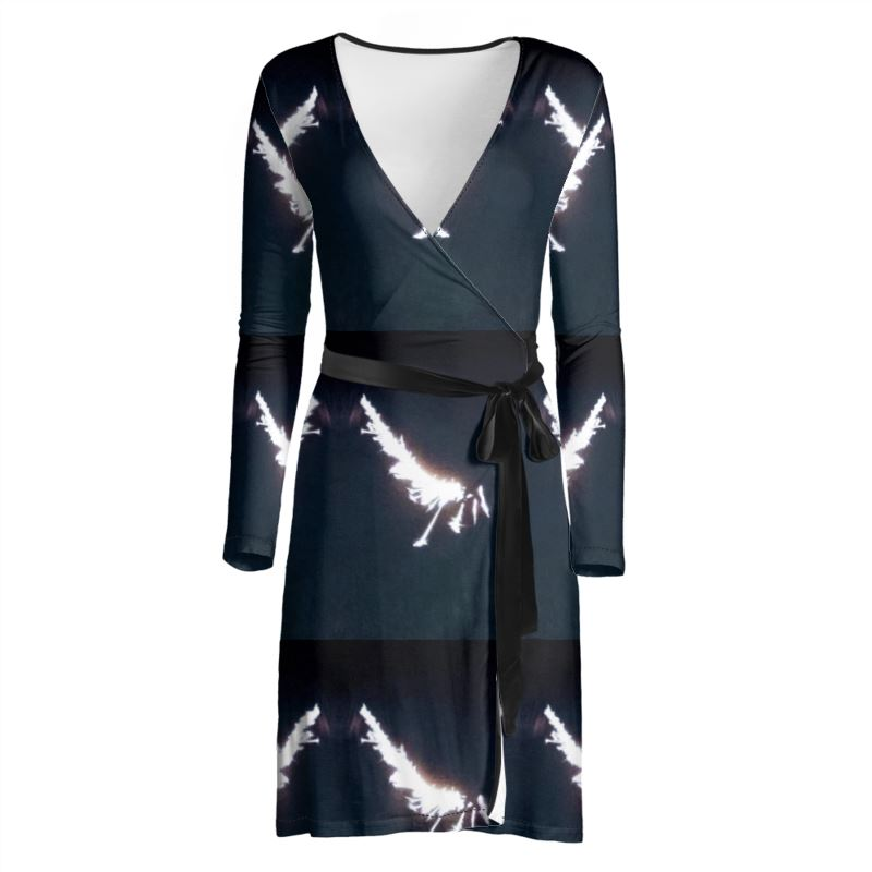 Seraphim Angel Wrap Dress