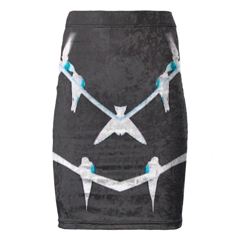 Swallow Love Skirt