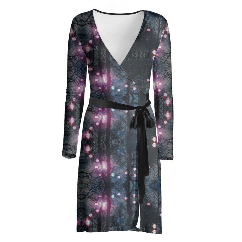 Magi Wrap Dress