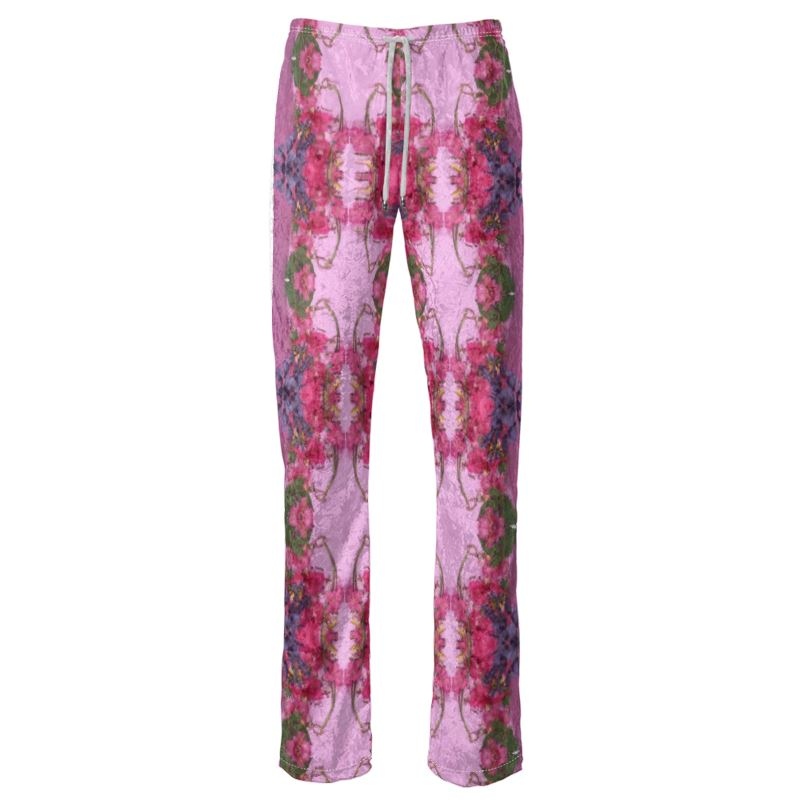 Comfy Rhododendron Women's Trousers