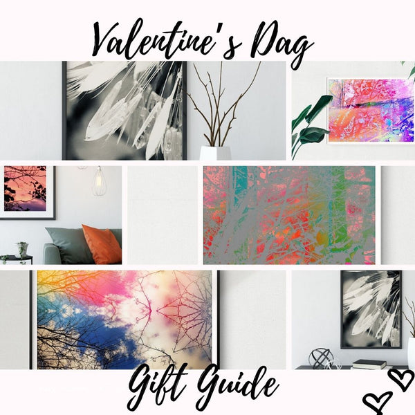 Valentine's Day Art Gift Guide 2020