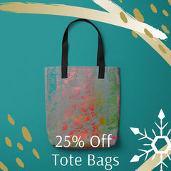 25% Off Tote Bags