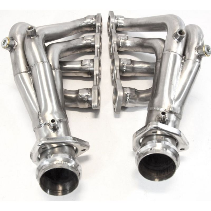 FERRARI 430 BRUSHED FINISH EXHAUST MANIFOLDS (X2)