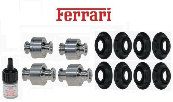 Ferrari 360 430 599 612 Ball Joint Refresh 2 X Upper Ball Joint 2 x Lower Ball Joint Kit (Including Dust Boots And Glue) Ferrari #203632