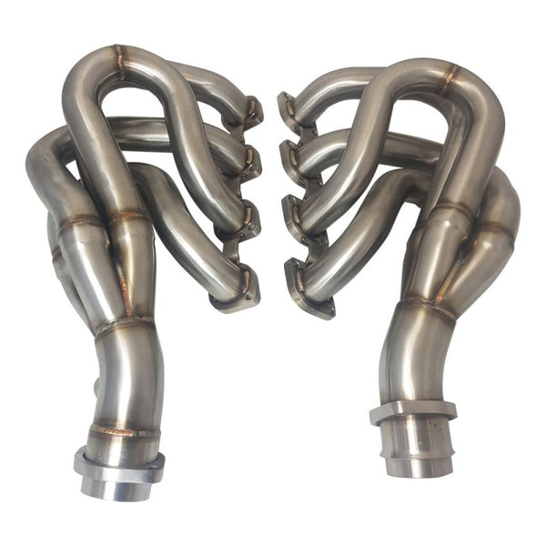 FERRARI 360 BRUSHED FINISH PERFORMANCE MANIFOLDS (X2)