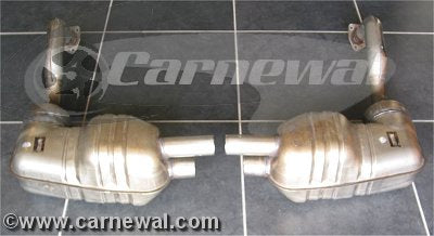 PORSCHE 996 Rear Wheel Carrier