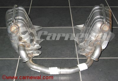 996 | Carnewal GT Exhaust - Upgrade System