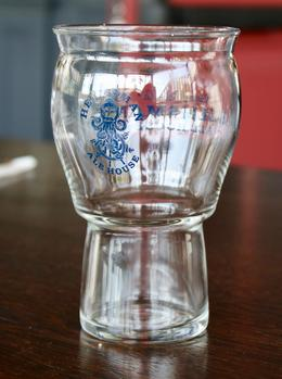 Helmsman Pint Glass