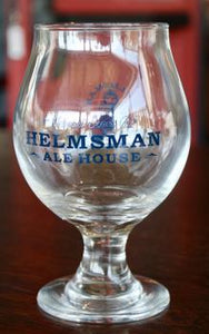 Helmsman Tulip Glass