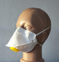Load image into Gallery viewer, EN149 (N95 standard ) with breathing valve mask