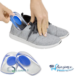 Silicon Heel Pad for Heel Ankle Pain,(for 2 shoes)