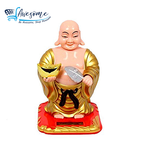 Waving Buddha-Bring Luck In Your Life Again