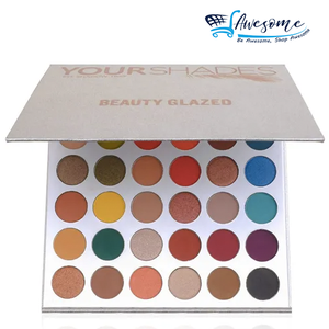 Beauty Glazed Your Shade Eyeshadow Palette 150 g (Multi)
