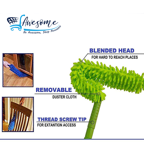 Foldable Multipurpose Microfiber Mop